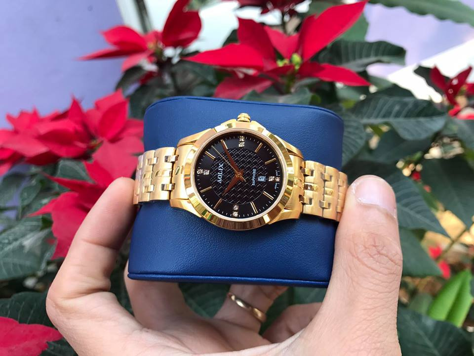 Đồng hồ nữ chính hãng Aolix AL9123LK-D