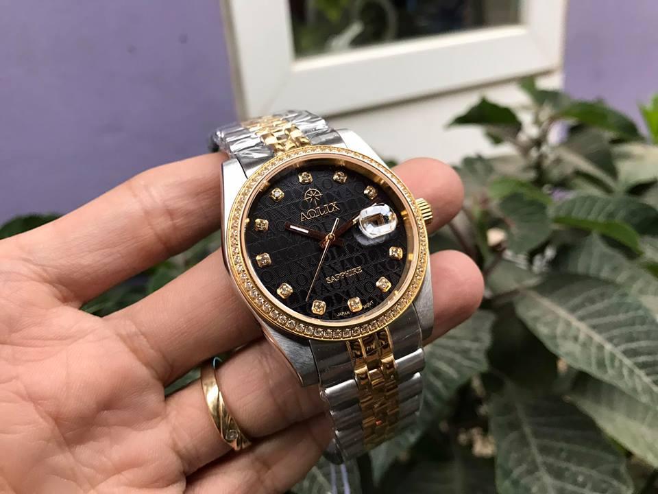 Đồng hồ nam chính hãng Aolix AL9148GSK-D