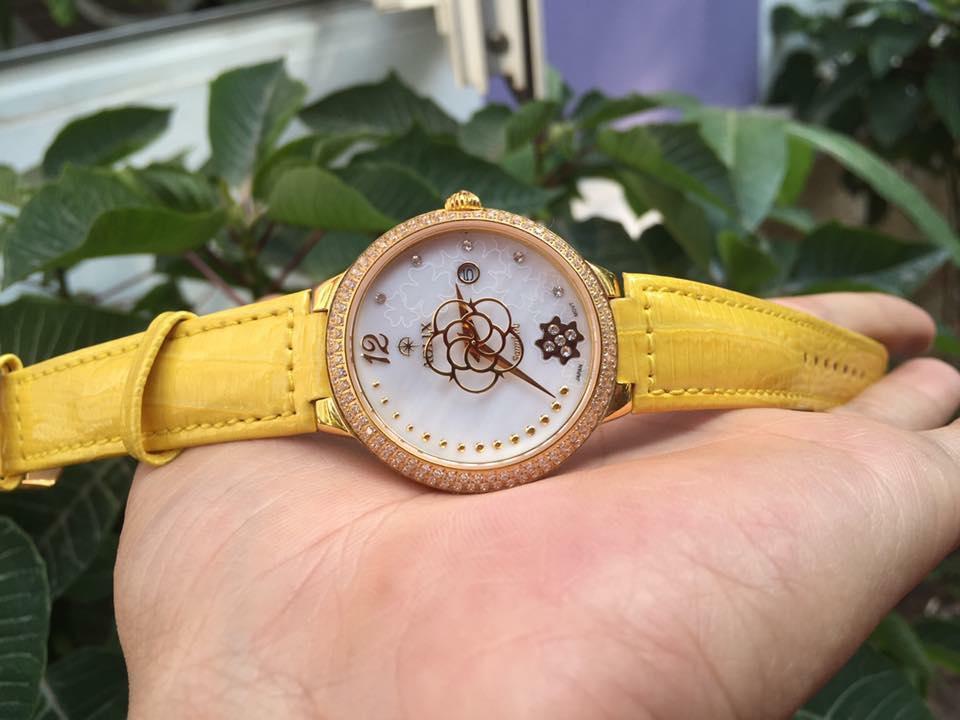 Đồng hồ nữ chính hãng Aolix AL1021LK-GL-T