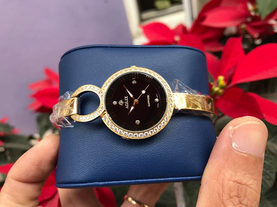 Đồng hồ lắc nữ chính hãng Aolix AL1030LK-D