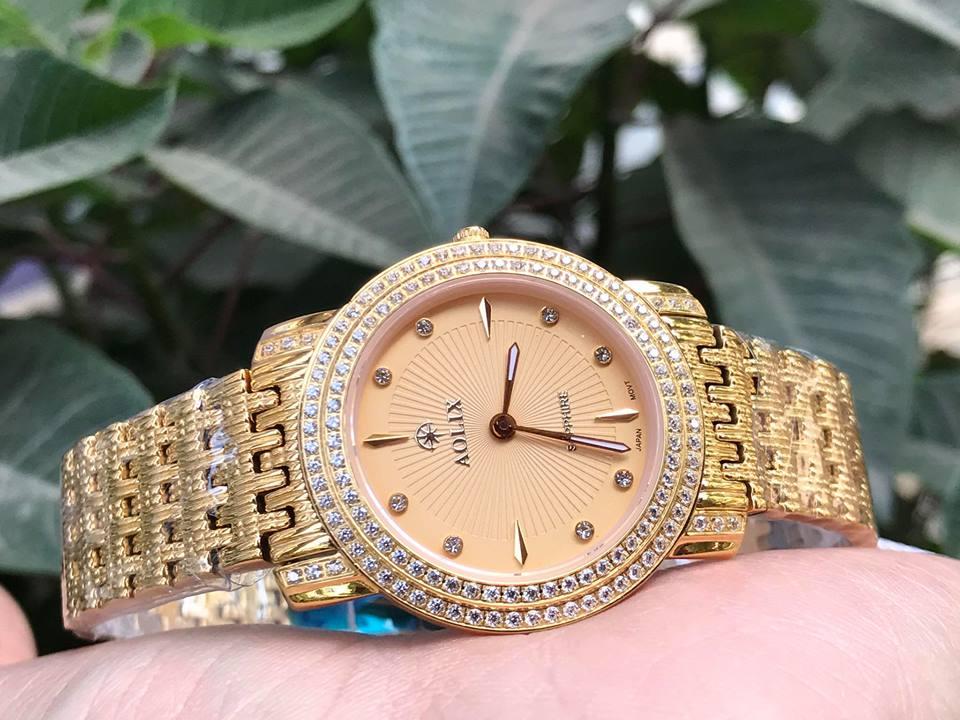 Đồng hồ nữ chính hãng aolix AL1031LK-V