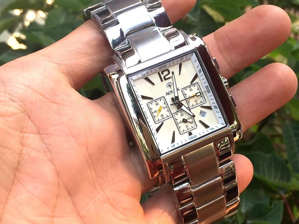Đồng hồ nam chính hãng aolix AL7004GS-T
