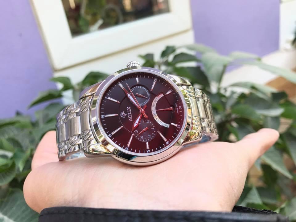 Đồng hồ nam chính hãng aolix AL7061GS-D