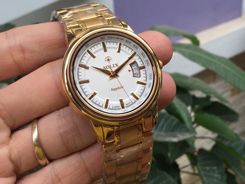 Đồng hồ nam chính hãng aolix AL9052MK-T
