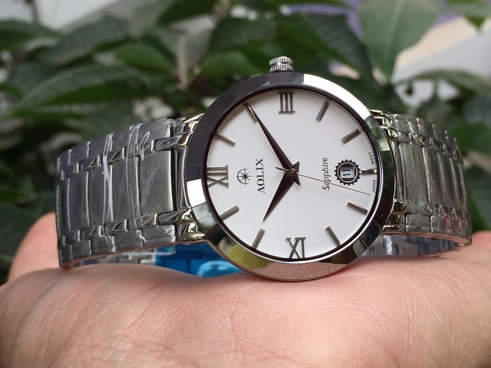 Đồng hồ nam chính hãng Aolix AL-9056MS-T