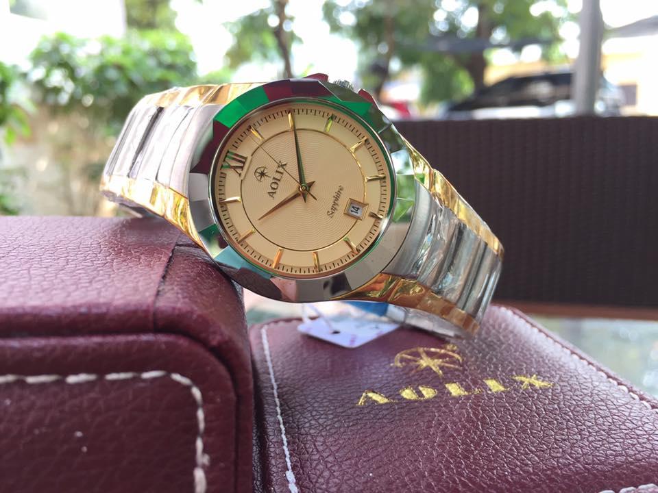 Đồng hồ nam chính hãng Aolix AL9066MSK-V