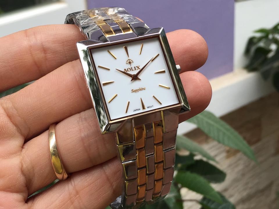 Đồng hồ nam chính hãng Aolix AL9072MSK-T