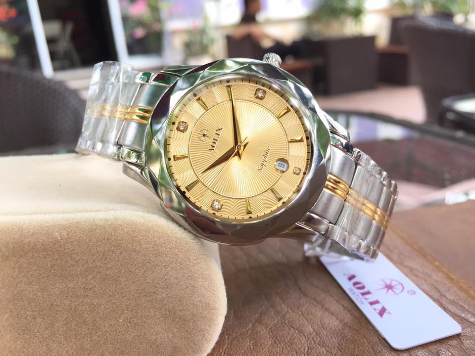 Đồng hồ nam chính hãng Aolix AL-9080MSK-T