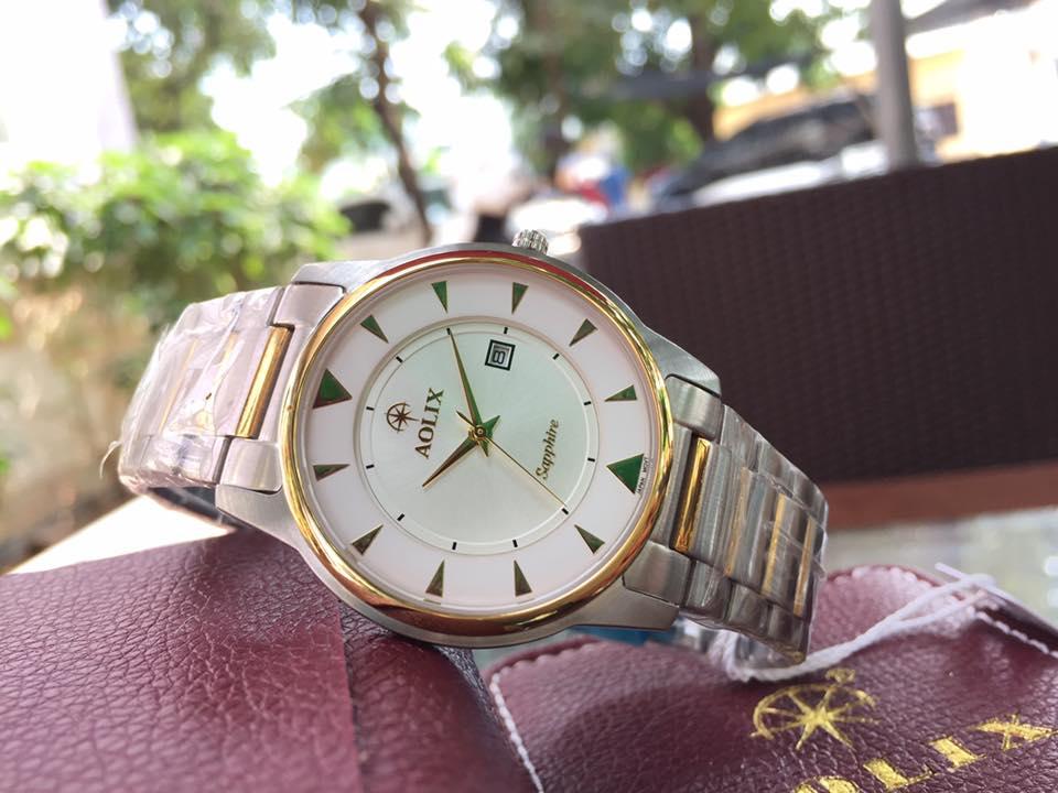 Đồng hồ nam chính hãng Aolix AL9087MSK-T