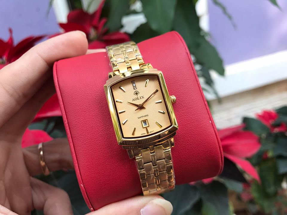 Đồng hồ nữ chính hãng Aolix AL9099LK-V