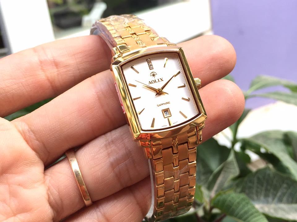 Đồng hồ nữ chính hãng Aolix AL9099LK-T