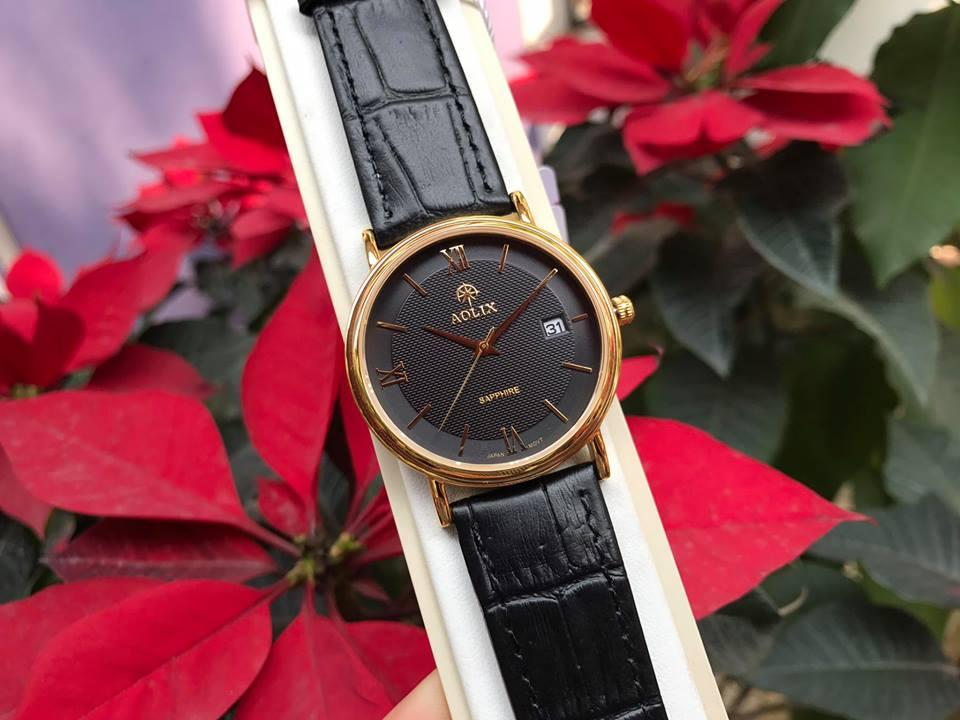 Đồng hồ nam chính hãng aolix AL9100GK-D
