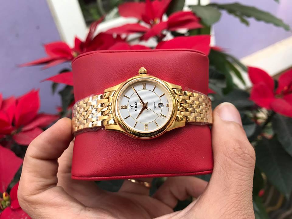 Đồng hồ nữ chính hãng Aolix AL9134LK-T