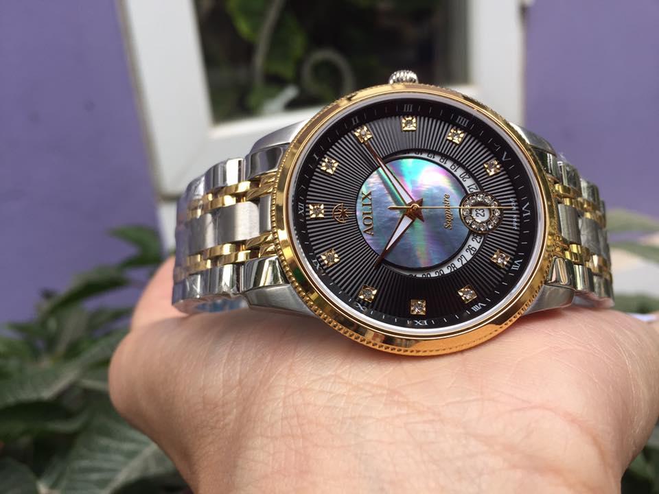 Đồng hồ nam chính hãng aolix AL9136GSK-D