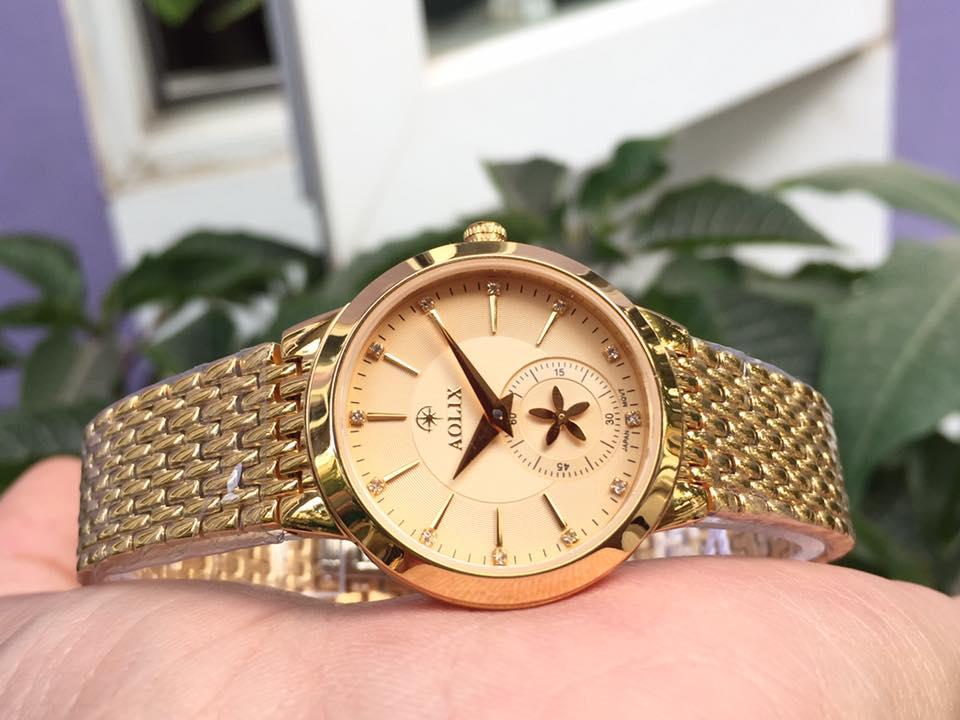 Đồng hồ nữ chính hãng Aolix AL9139LK-V