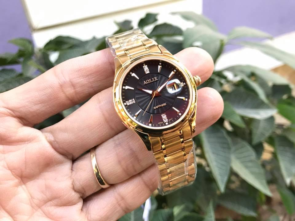 Đồng hồ nữ chính hãng aolix AL9143LK-D