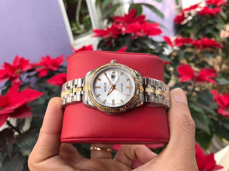 Đồng hồ nữ chính hãng aolix AL9145LSK-T