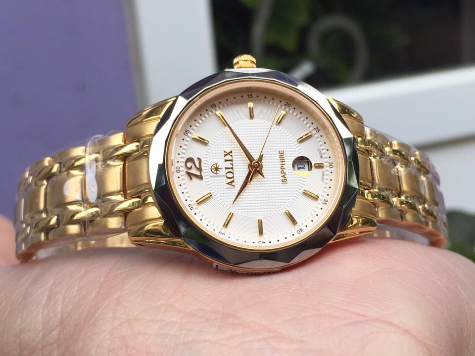 Đồng hồ nữ chính hãng aolix AL9150LK-T