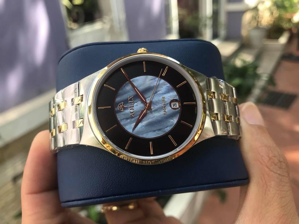 Đồng hồ nam chính hãng aolix AL9154GSK-D