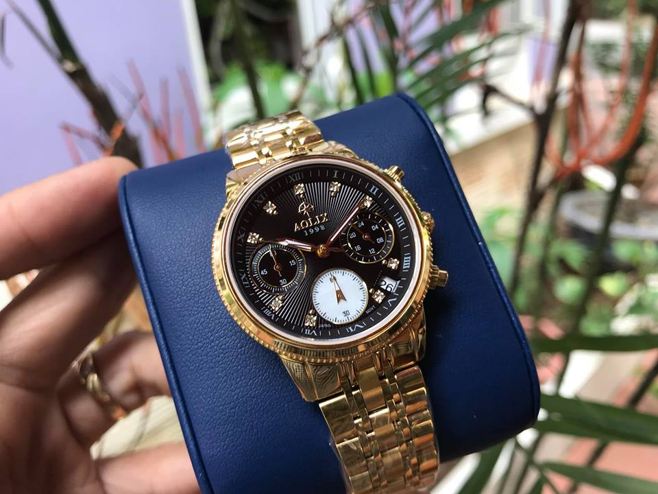 Đồng hồ nữ chính hãng Aolix AL7069LK-D