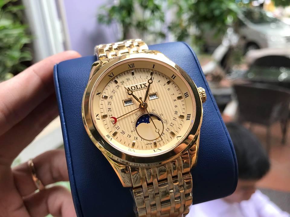 Đồng hồ nam Aolix AL7073GK-V