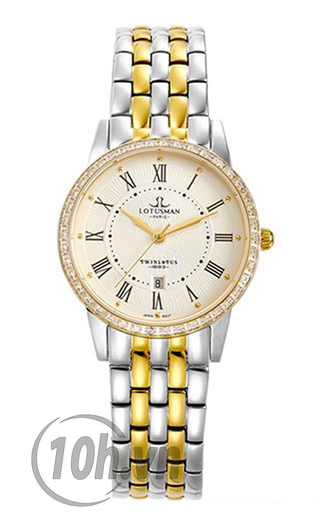 Đồng hồ Nữ Lotusman L2235B.AAW