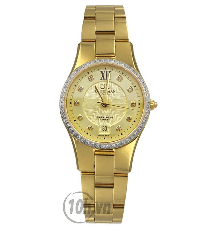Đồng hồ nữ Lotusman LT09B.GGJ