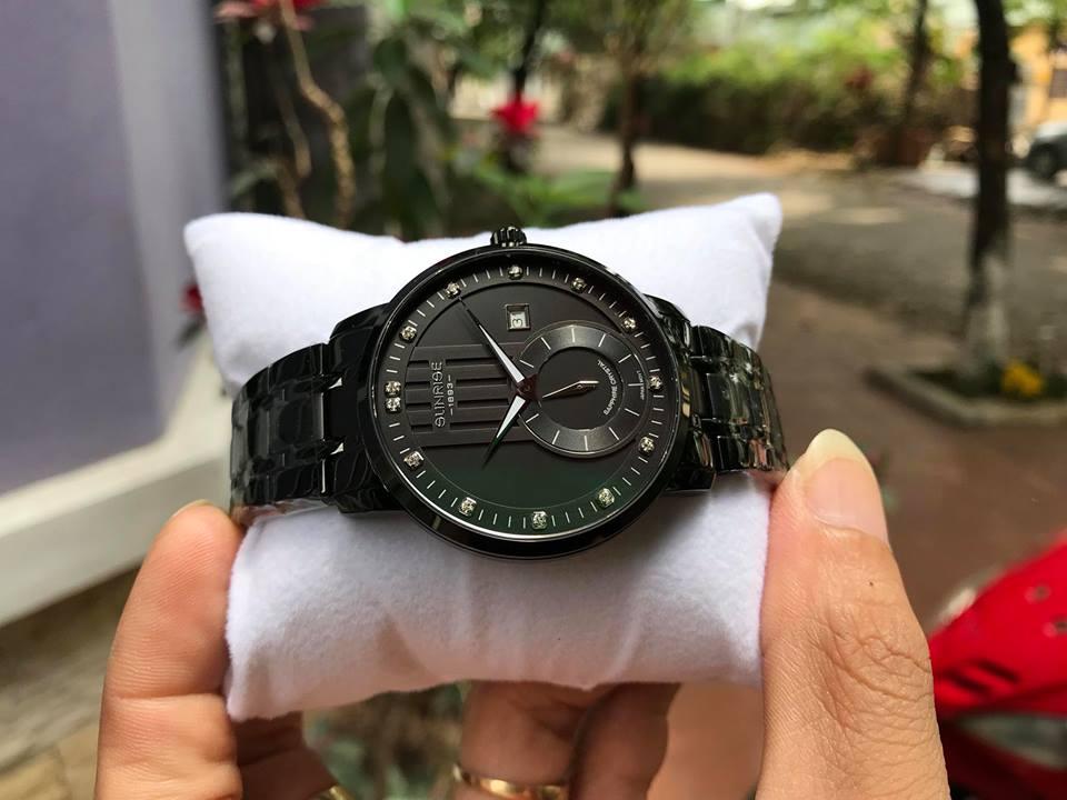 Đồng hồ nam Sunrise 1165SAGB-B