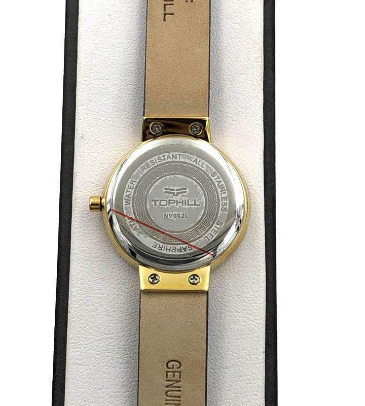 Đồng hồ Nữ TOPHILL NV002L.GBW