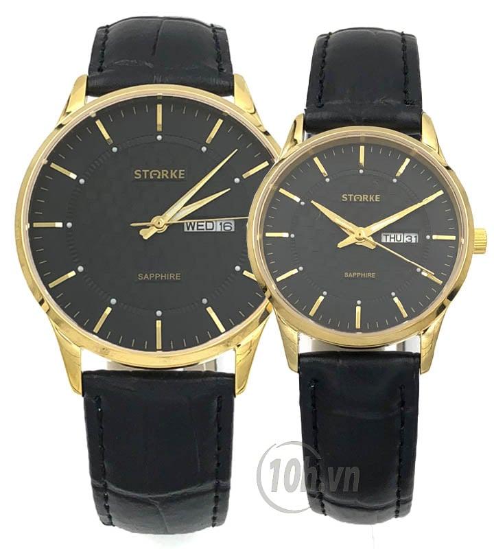 Đồng hồ Cặp Đôi Starke SK038PM-VD