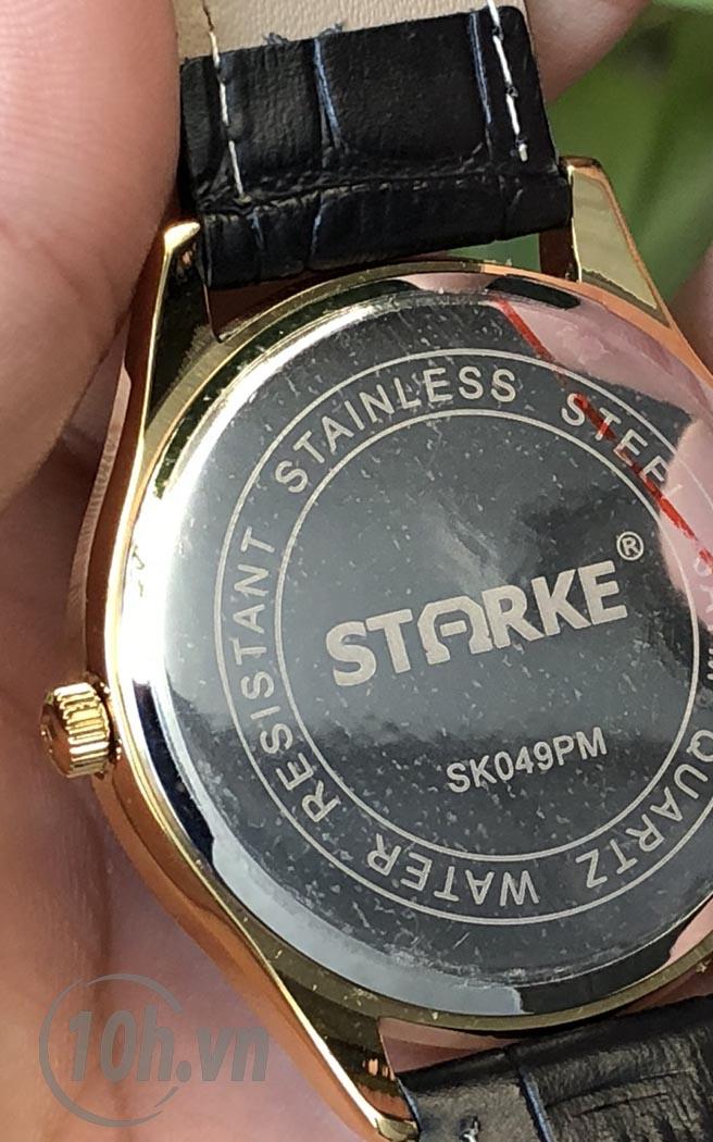 Đồng hồ Nam Starke SK049PM-GBW