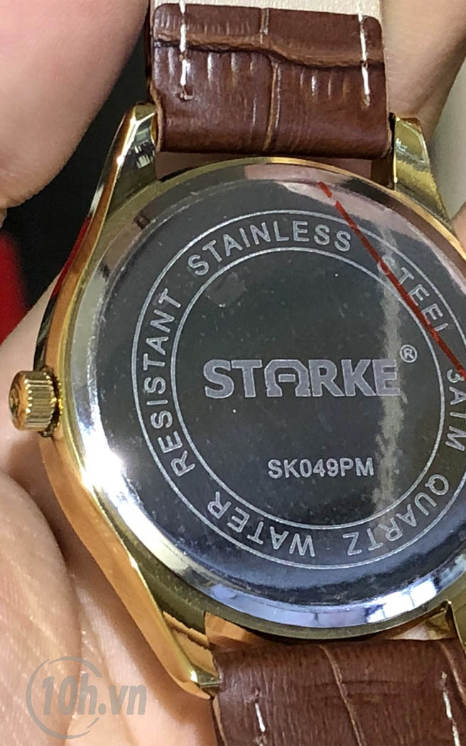 Đồng hồ Nam Starke SK049PM-GYJ