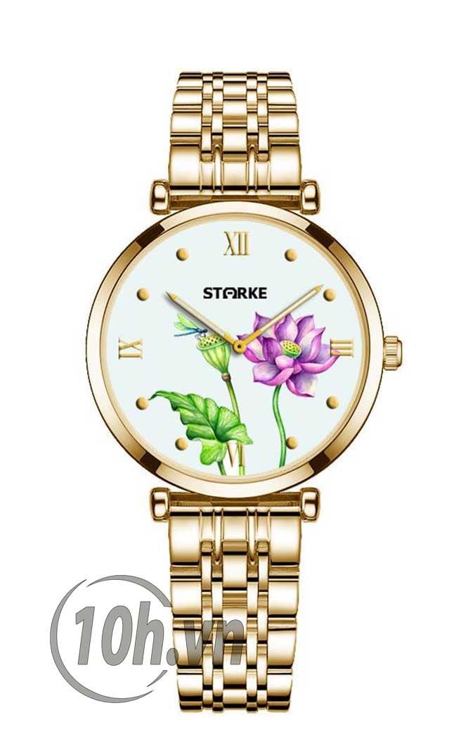 Đồng hồ Nữ Starke SK102AL.GGW