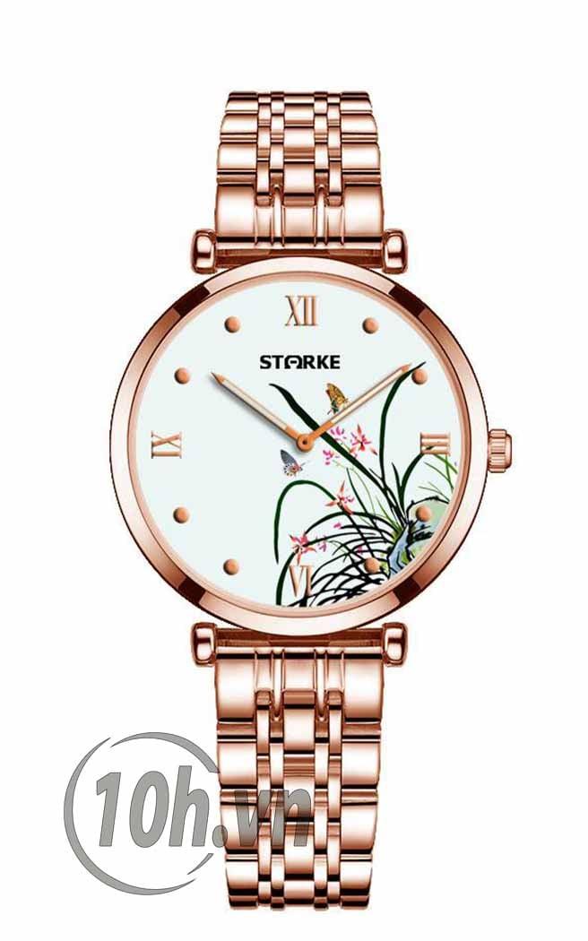 Đồng hồ Nữ Starke SK102AL.RRW