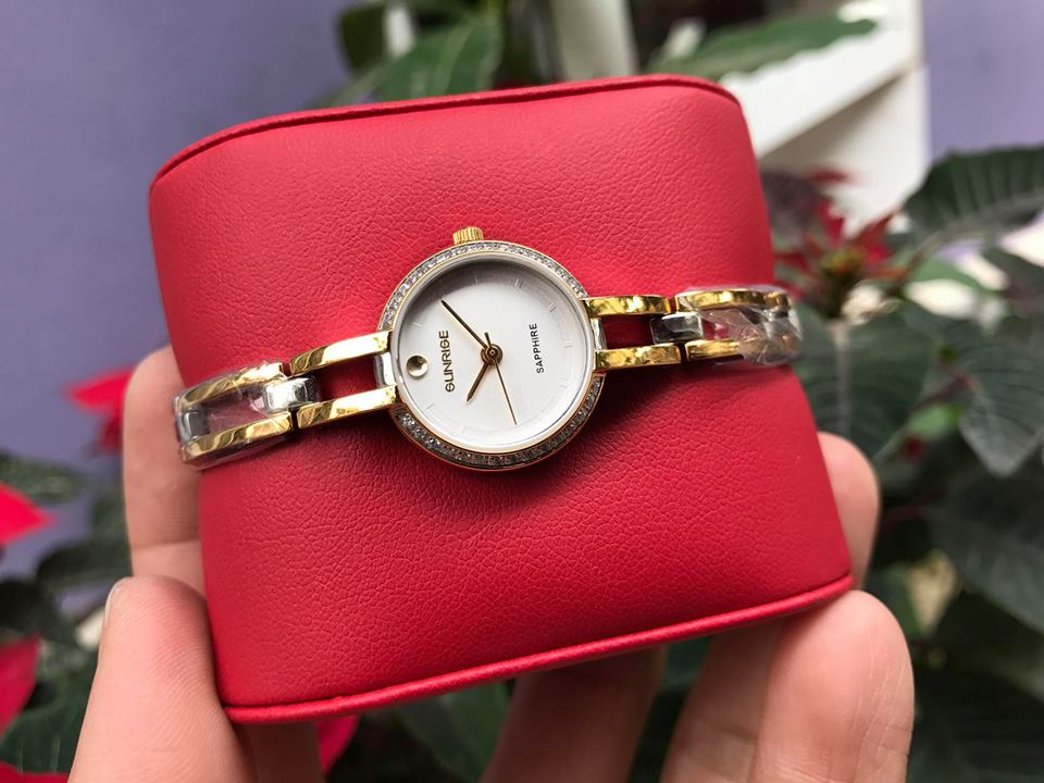 Đồng hồ lắc nữ sunrise SL664SWALK-T