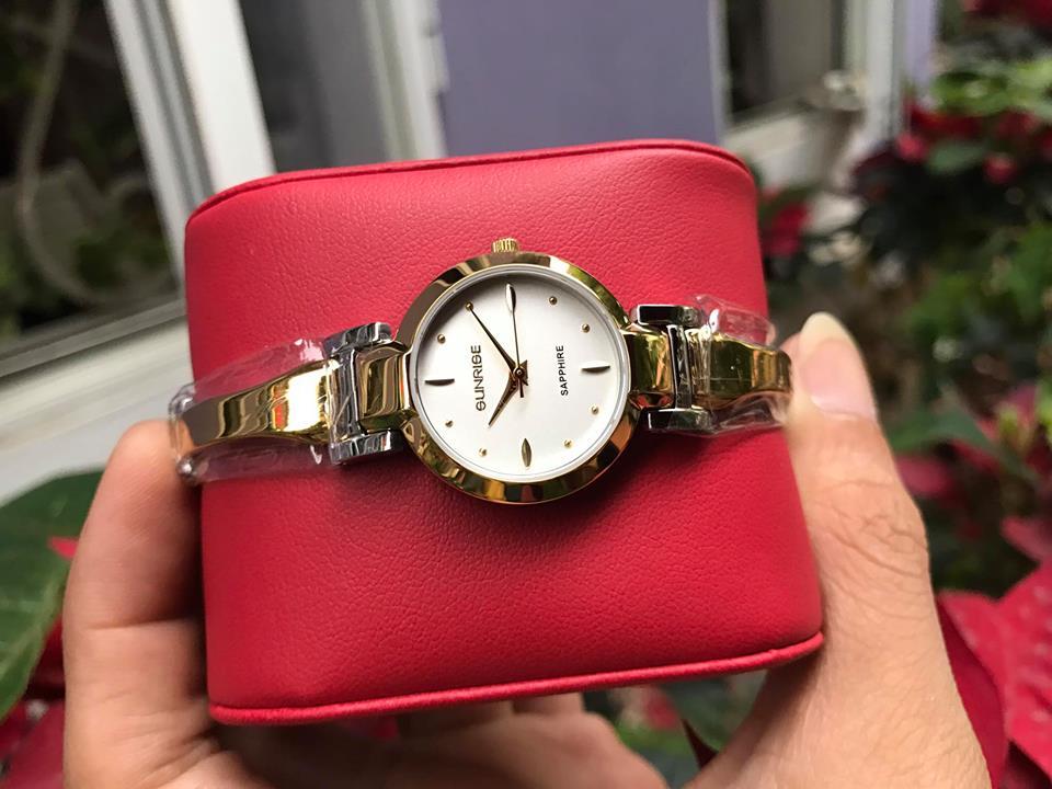 Đồng hồ lắc nữ sunrise SL719SWALSK-T