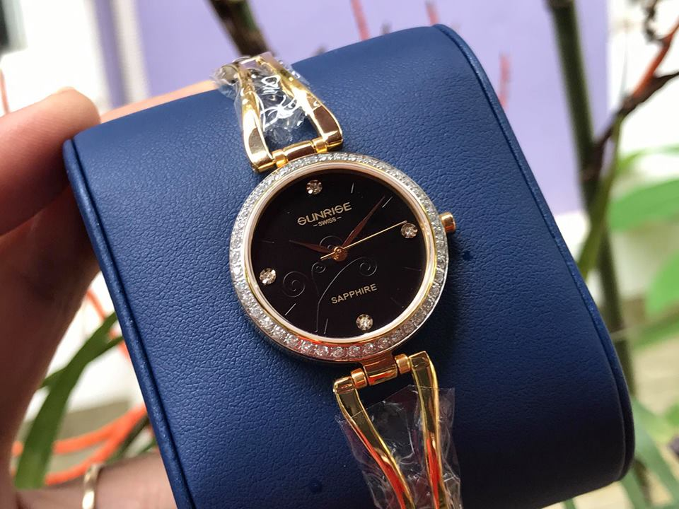 Đồng hồ lắc nữ sunrise 9934AALK-D