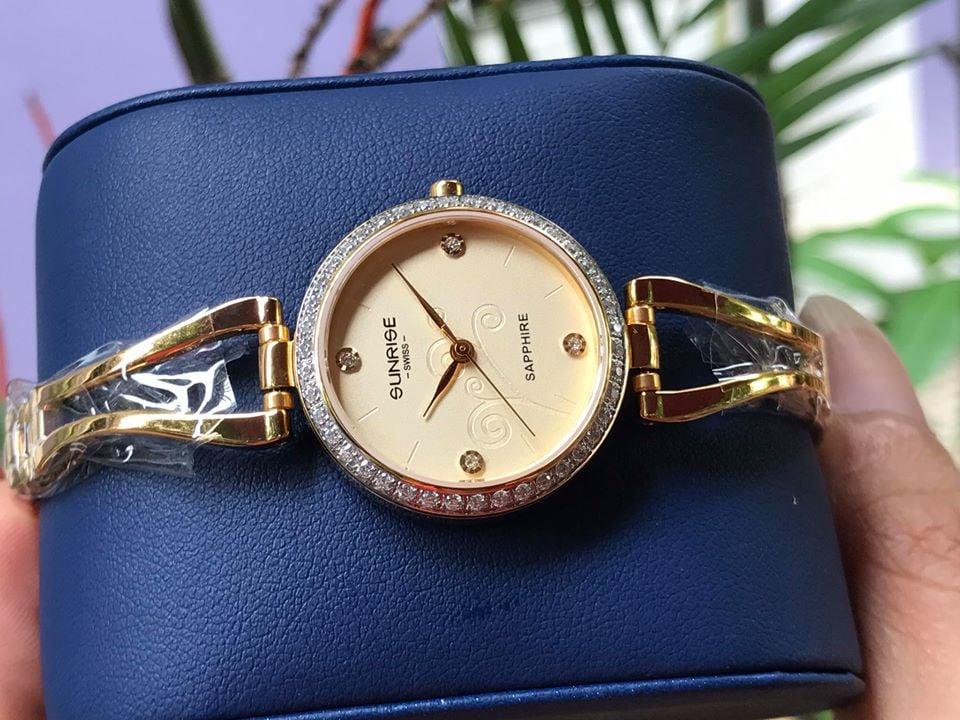 Đồng hồ lắc nữ sunrise 9934AALK-V