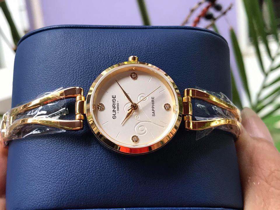 Đồng hồ lắc nữ sunrise 9934SALK-T