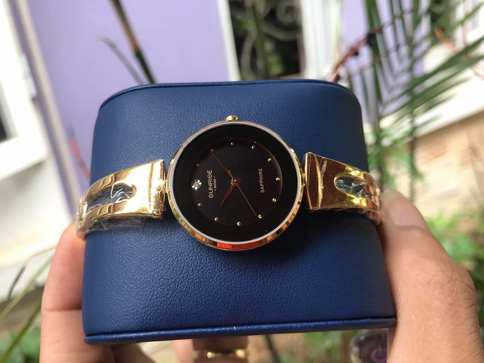 Đồng hồ lắc nữ sunrise 9935SALK-D