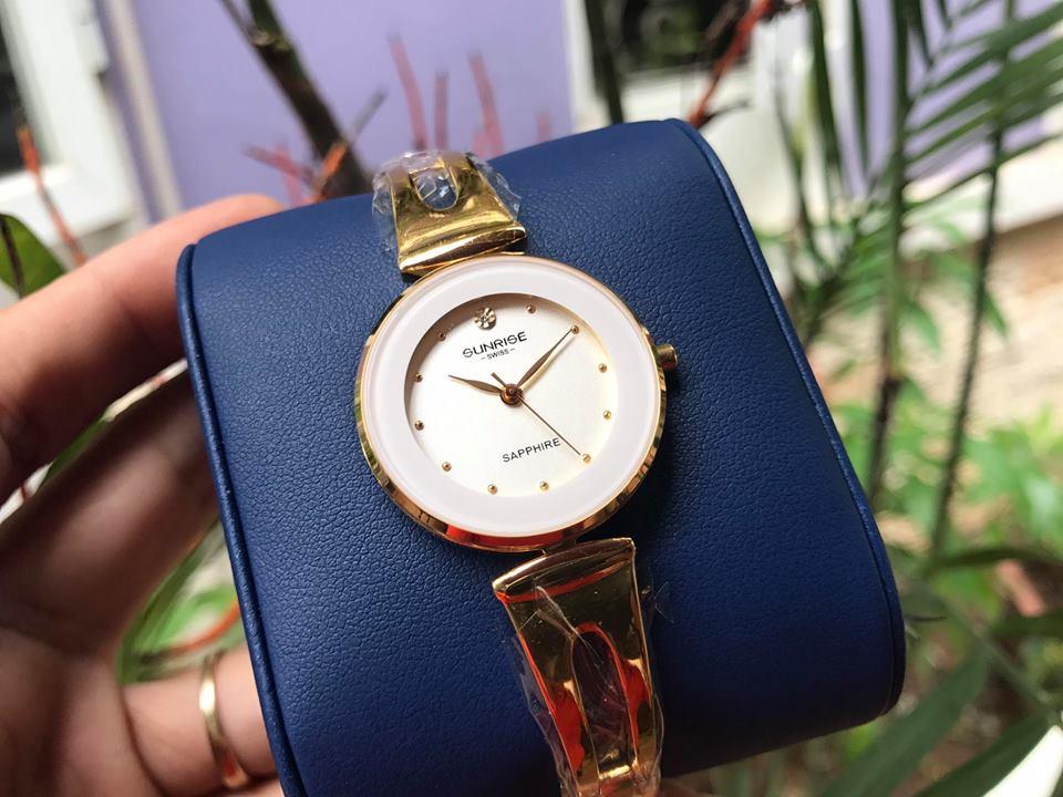 Đồng hồ lắc nữ sunrise 9935SALK-T