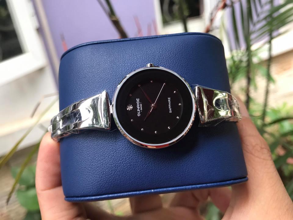 Đồng hồ lắc nữ sunrise 9935SALS-D