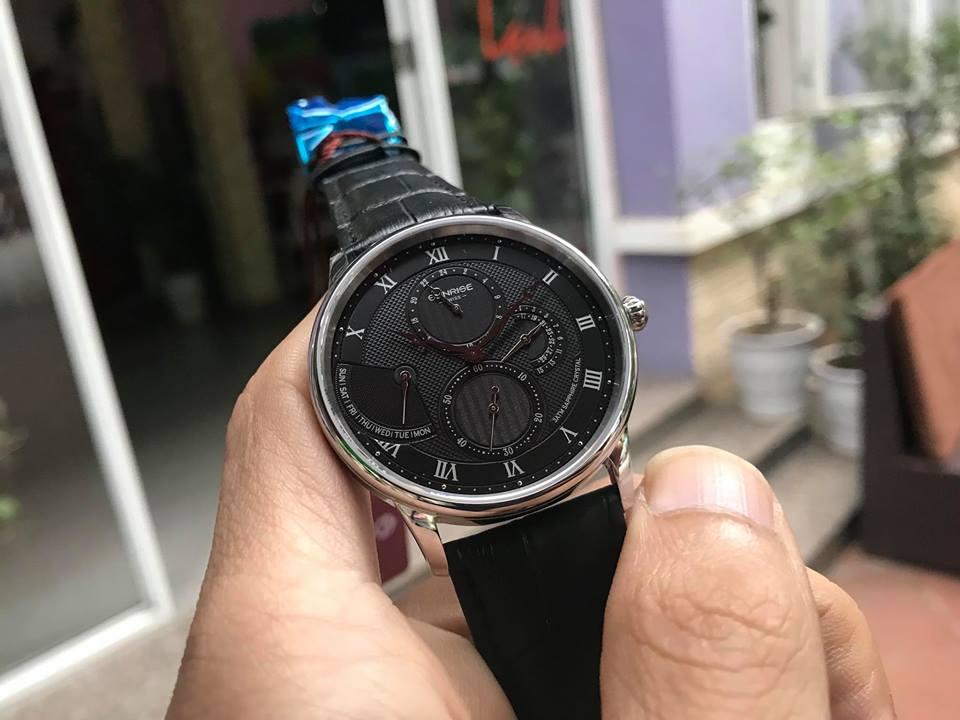 Đồng hồ nam Sunrise 1134PAGS-GL-D