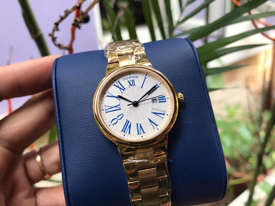 Đồng hồ nữ sunrise 2133SALK-T