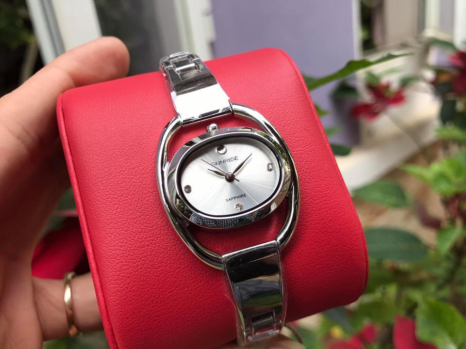 Đồng hồ lắc nữ sunrise 9917SALS-T