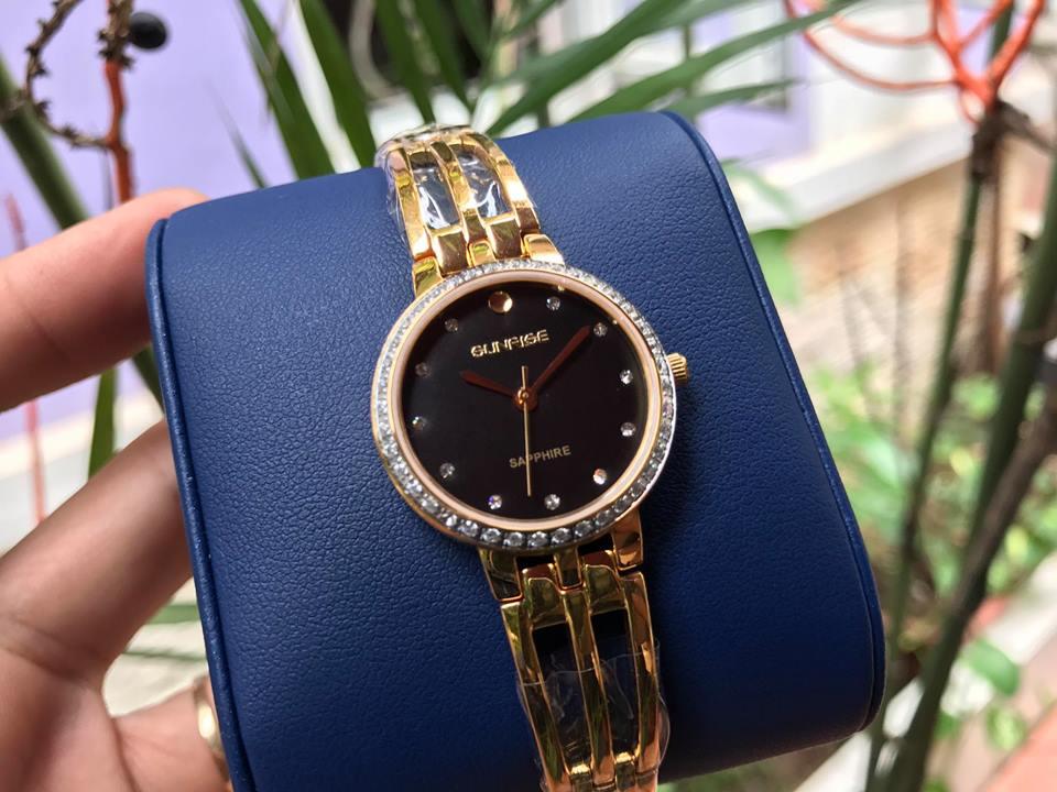 Đồng hồ lắc nữ sunrise SL728SXALK-D