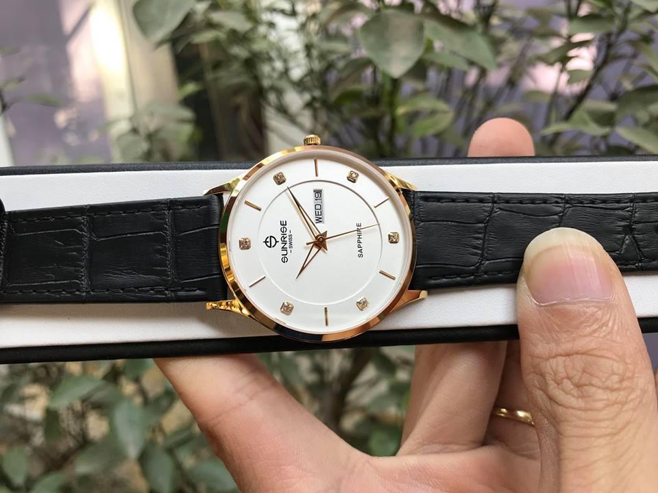 Đồng hồ nam Sunrise 1109PBGK-GL-T
