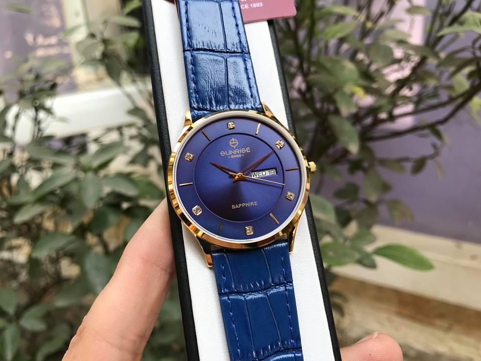 Đồng hồ nam Sunrise 1109PBGK-GL-X