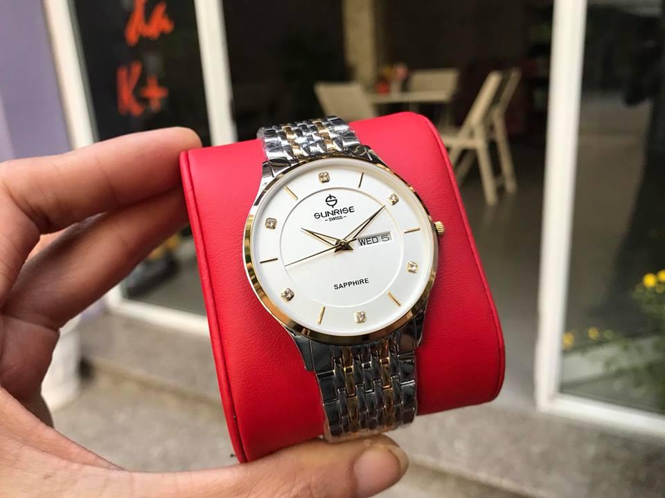 Đồng hồ nam Sunrise 1109SBGSK-T