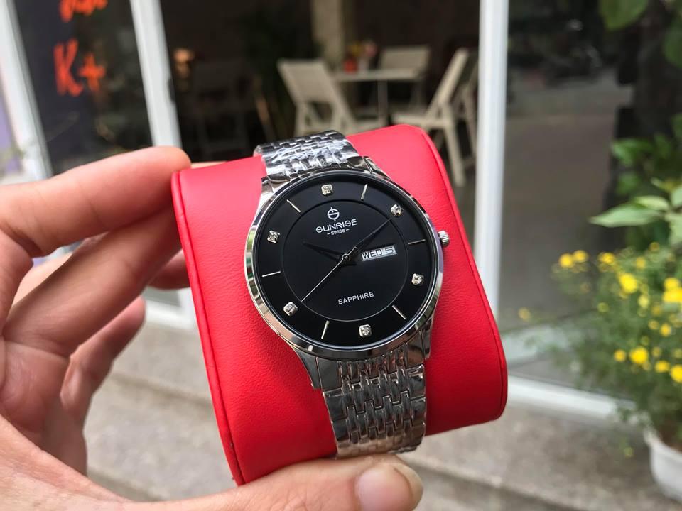 Đồng hồ nam Sunrise 1109SBGS-D